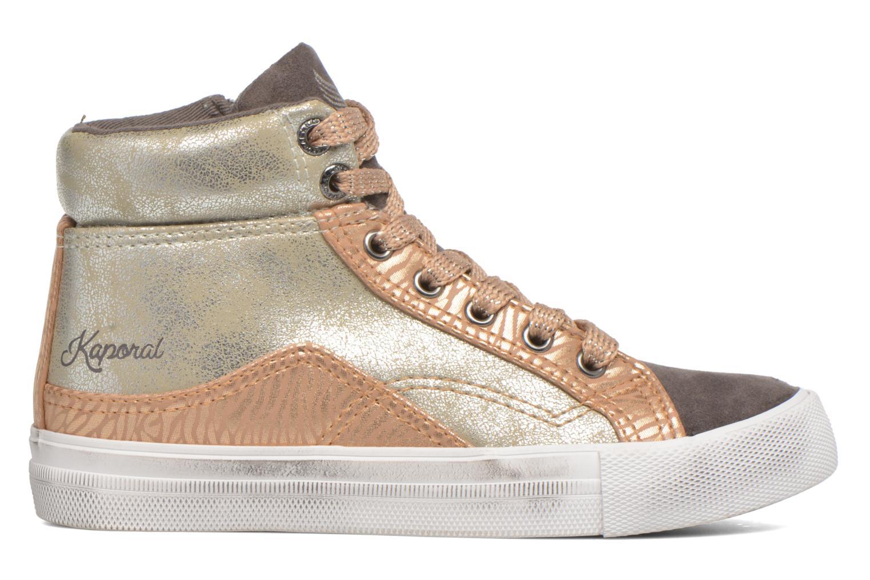 Sneakers Kaporal Amelony Grigio immagine posteriore
