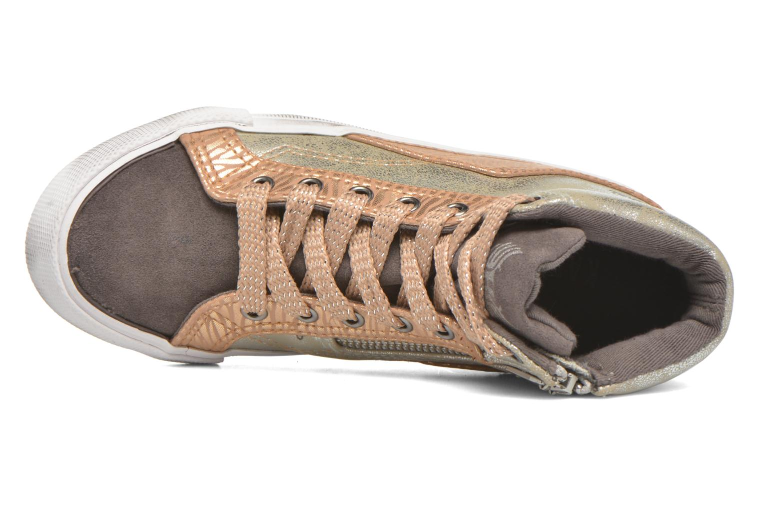 Sneakers Kaporal Amelony Grigio immagine sinistra