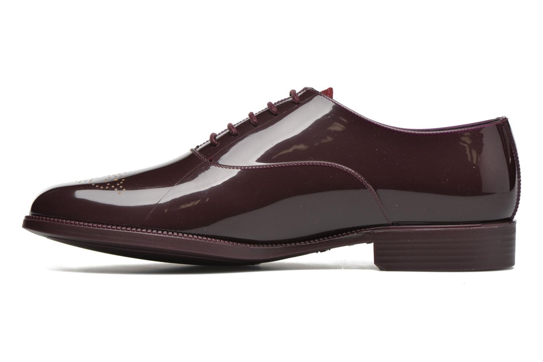 Chaussures à lacets Lemon Jelly Jeny Bordeaux vue face