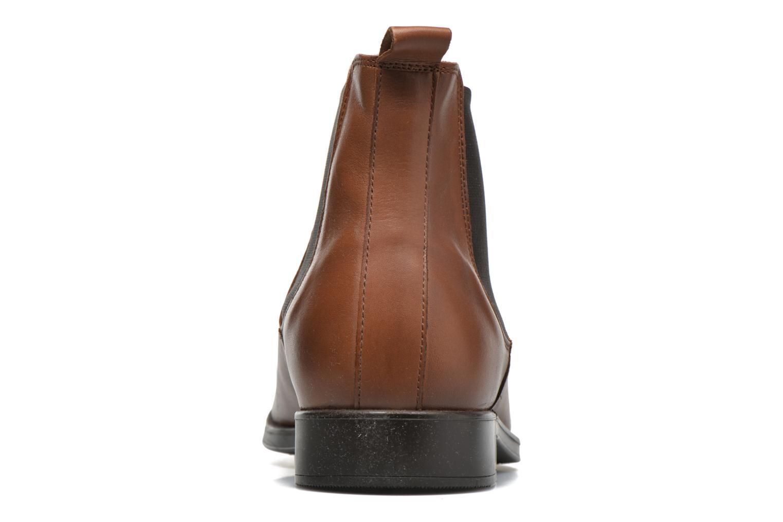 Bottines et boots Selected Homme Oliver Marron vue droite