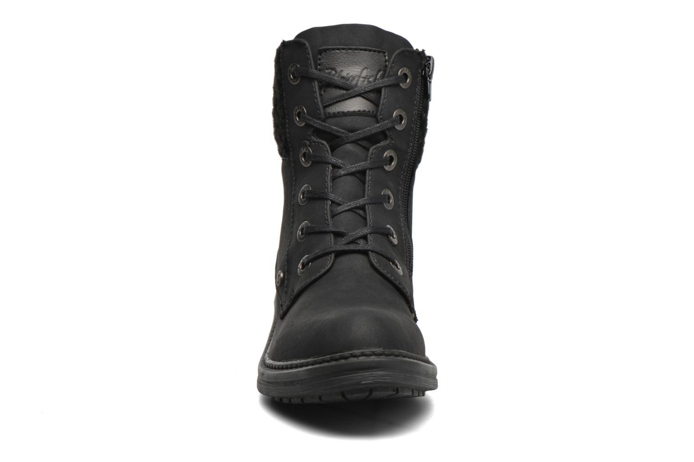 Bottines et boots Blowfish Fader Noir vue portées chaussures