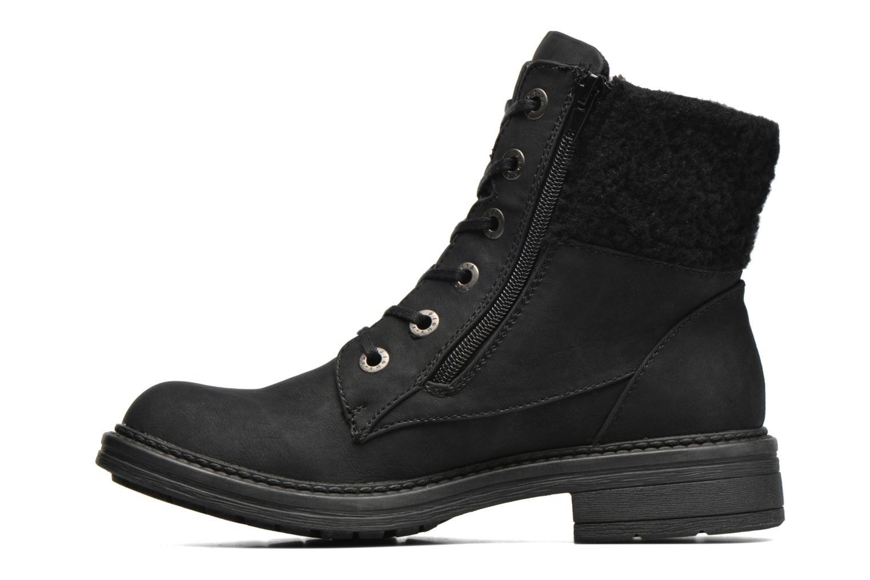 Bottines et boots Blowfish Fader Noir vue face
