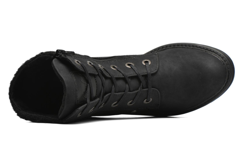 Bottines et boots Blowfish Fader Noir vue gauche