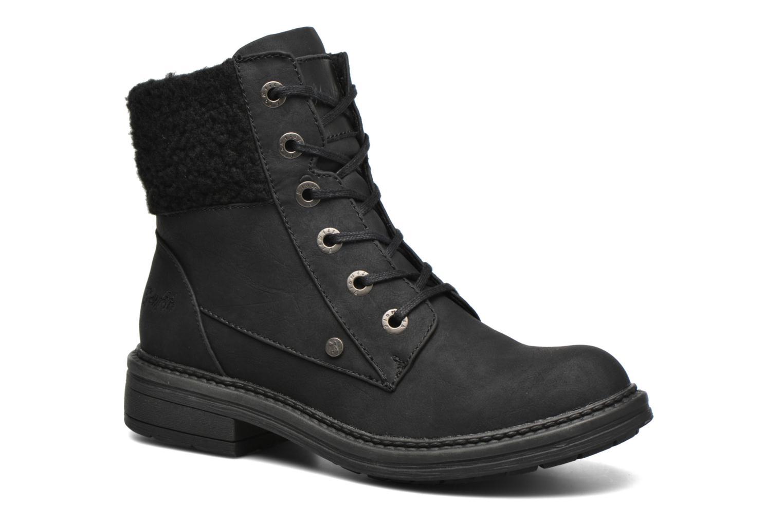 Bottines et boots Blowfish Fader Noir vue détail/paire