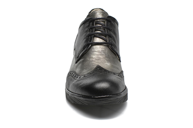Chaussures à lacets Fly London Palt Noir vue portées chaussures