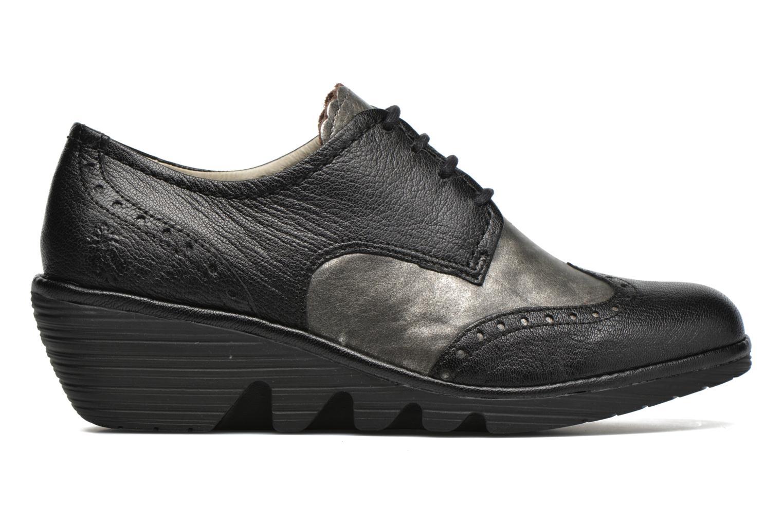 Chaussures à lacets Fly London Palt Noir vue derrière