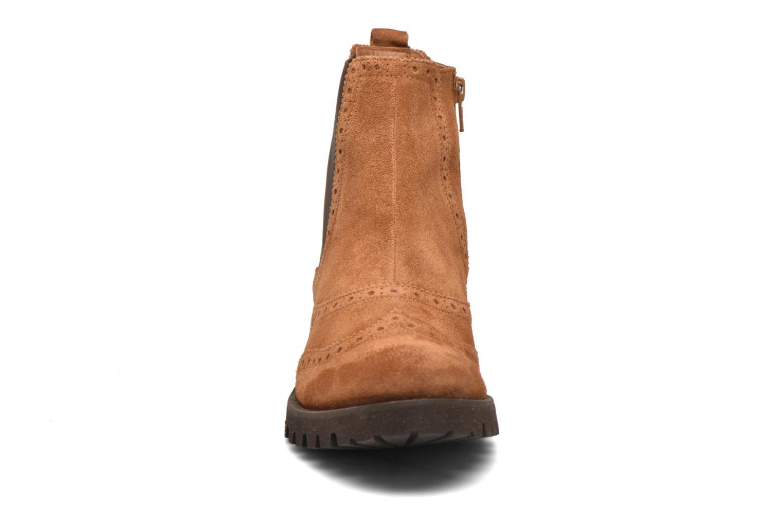 Stiefeletten & Boots HÖGL Heida braun schuhe getragen