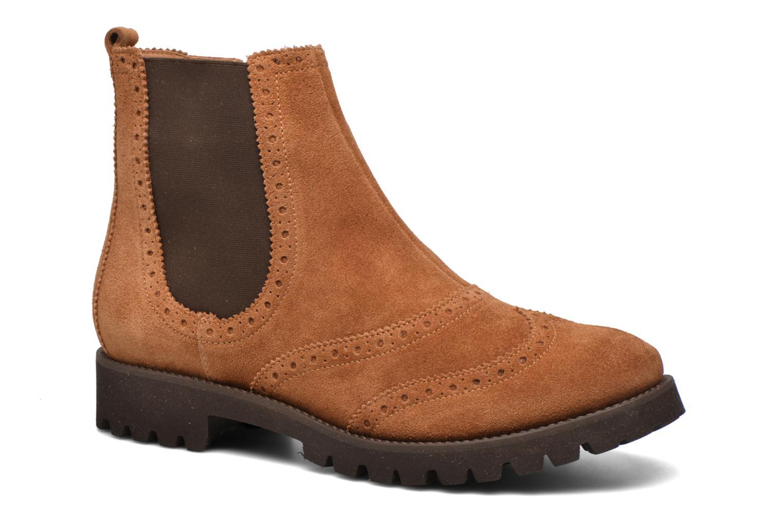 H?GL Heida (Marron) - Bottines et boots chez Sarenza (264234)
