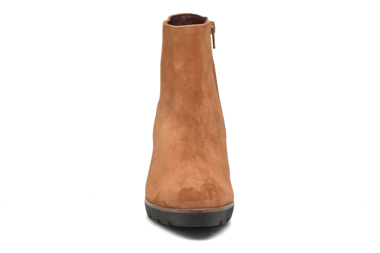 Bottines et boots HÖGL Kathe Marron vue portées chaussures