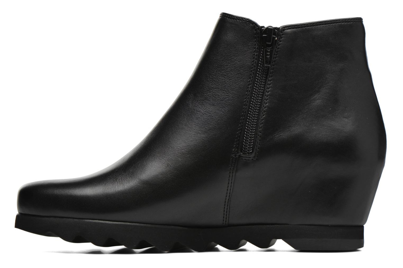 Bottines et boots HÖGL Sibylle Noir vue face
