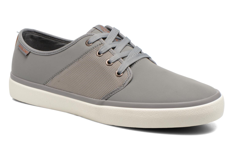 JJ Turbo PU Nylon Sneaker Grey