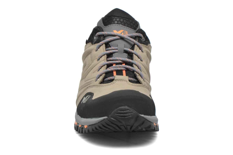 Chaussures de sport Millet Hike Up GTX Marron vue portées chaussures