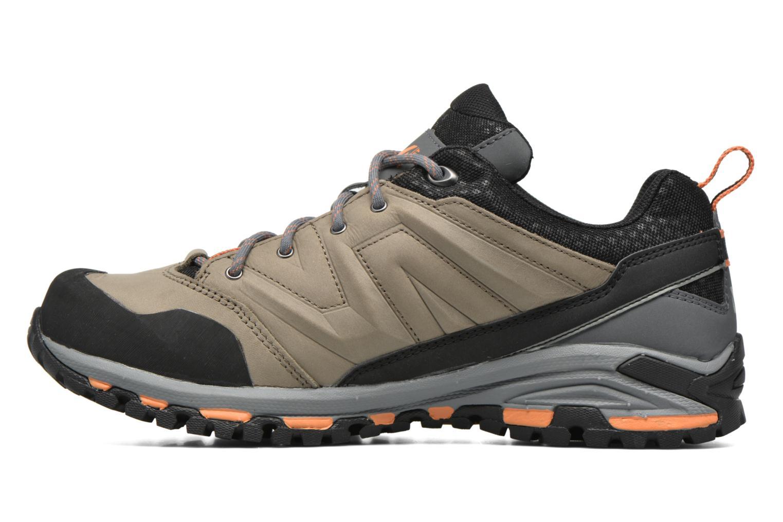 Chaussures de sport Millet Hike Up GTX Marron vue face