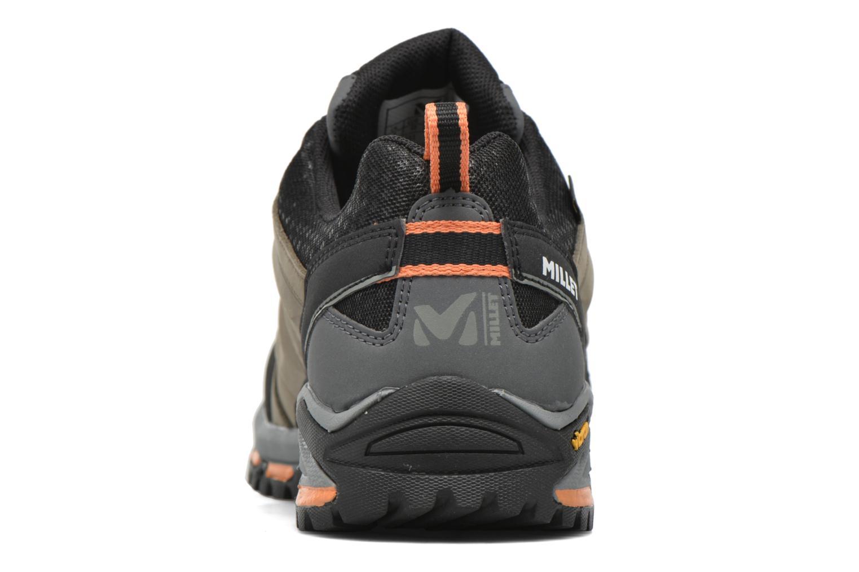 Chaussures de sport Millet Hike Up GTX Marron vue droite
