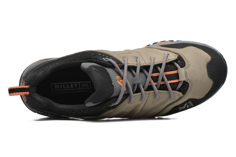 Chaussures de sport Millet Hike Up GTX Marron vue gauche