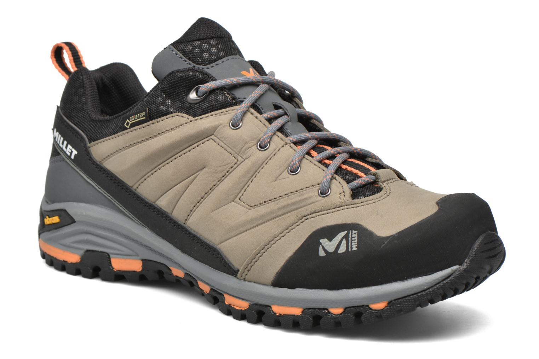 Chaussures de sport Millet Hike Up GTX Marron vue détail/paire