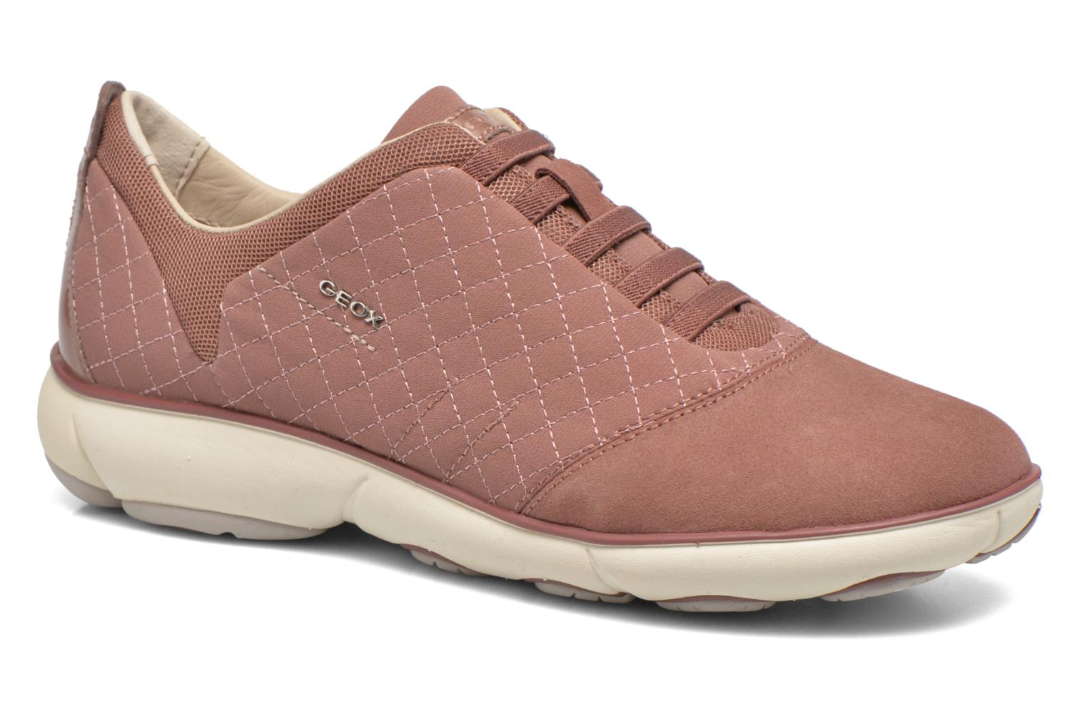 Donna Geox D Nebula A D641ea Sneakers Rosa