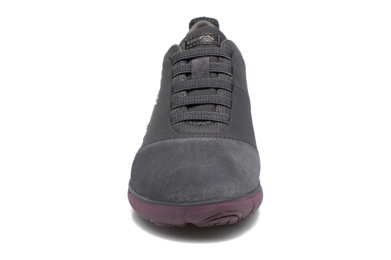 D NEBULA G D641EG Dark Grey / Prune