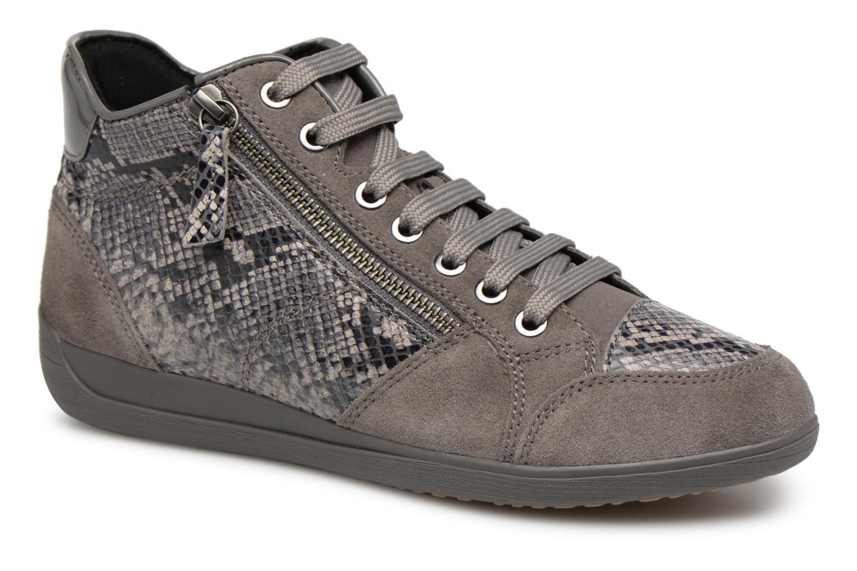 Grandes descuentos últimos zapatos Geox D MYRIA C D6468C (Gris) - Deportivas Descuento