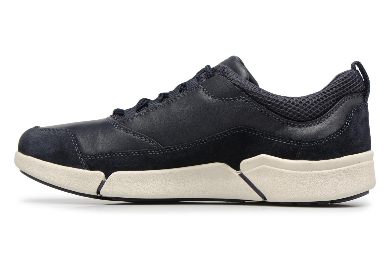 Sneakers Geox U AILAND A U641QA Blauw voorkant