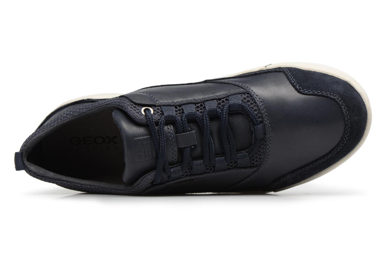 Sneakers Geox U AILAND A U641QA Blauw links