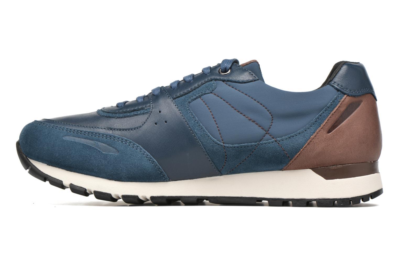Sneaker Geox U EMILDON C U641RC blau ansicht von vorne