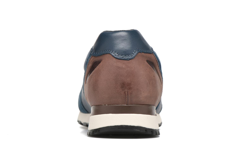 Sneaker Geox U EMILDON C U641RC blau ansicht von rechts