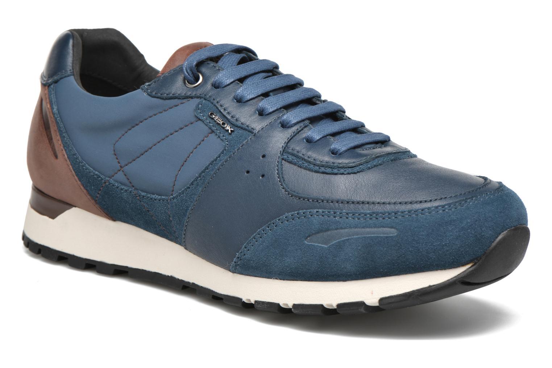 Sneaker Geox U EMILDON C U641RC blau detaillierte ansicht/modell