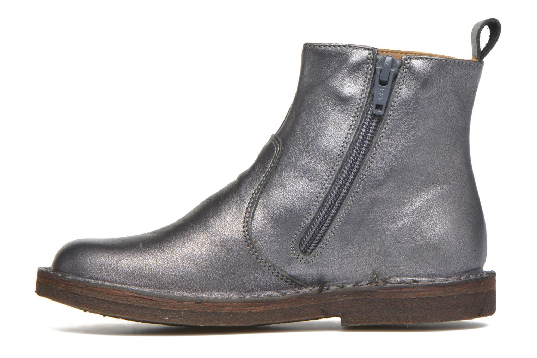 Bottines et boots PèPè Camelia Argent vue face