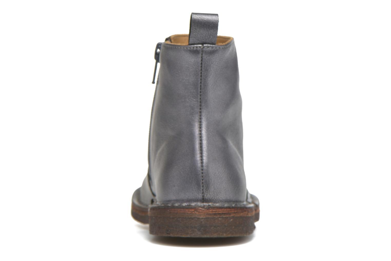 Bottines et boots PèPè Camelia Argent vue droite