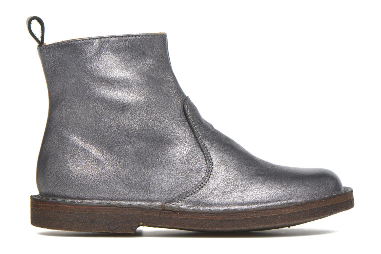 Bottines et boots PèPè Camelia Argent vue derrière