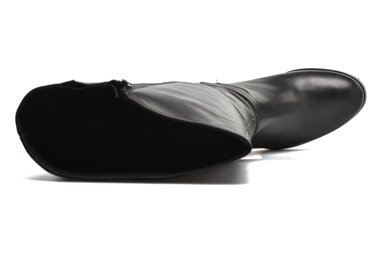 Bottes Jilsen Denise - 48 Noir vue gauche
