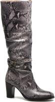 Støvler & gummistøvler Kvinder Denise snake - 48
