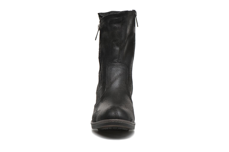 Bottines et boots Les P'tites Bombes Blandine Noir vue portées chaussures