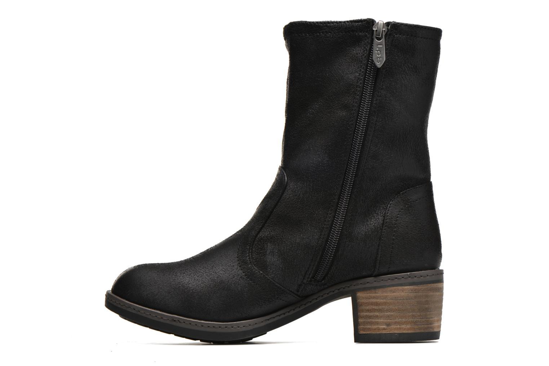 Bottines et boots Les P'tites Bombes Blandine Noir vue face