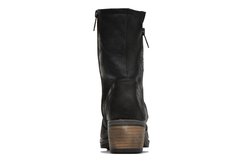 Bottines et boots Les P'tites Bombes Blandine Noir vue droite