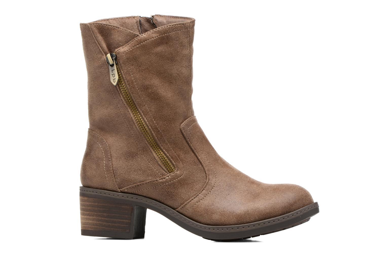 Bottines et boots Les P'tites Bombes Blandine Marron vue derrière