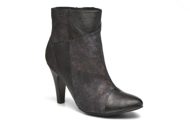 Boots, Bottines Les P'tites Bombes Bottines Adele Noir