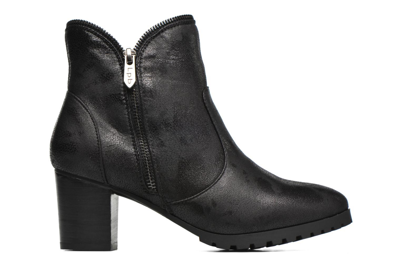 Bottines et boots Les P'tites Bombes Charline Noir vue derrière