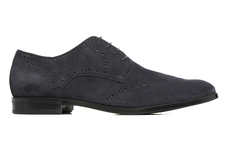 Chaussures à lacets Marvin&Co Nottingham Bleu vue derrière