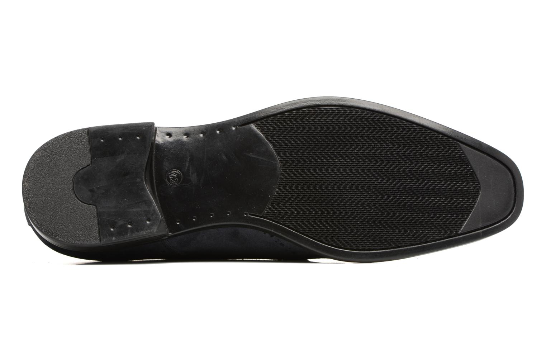 Chaussures à lacets Marvin&Co Nottingham Bleu vue haut
