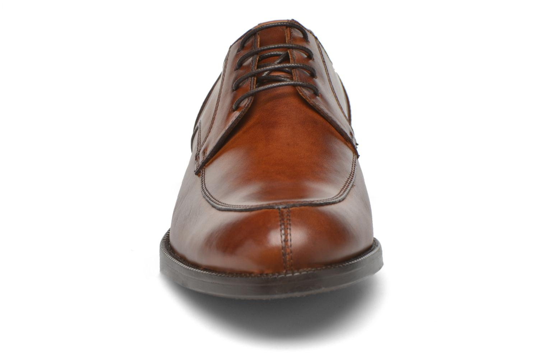 Chaussures à lacets Marvin&Co Newcastle Marron vue portées chaussures