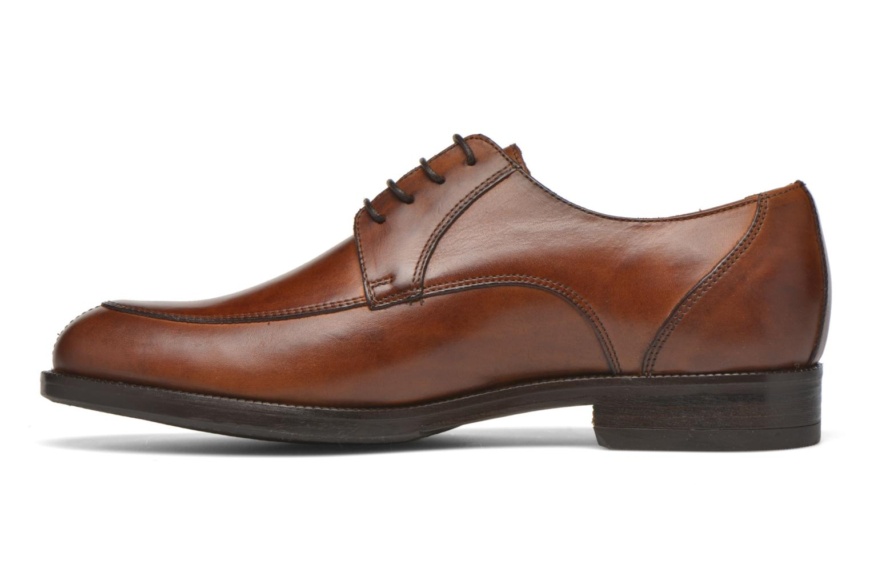 Chaussures à lacets Marvin&Co Newcastle Marron vue face