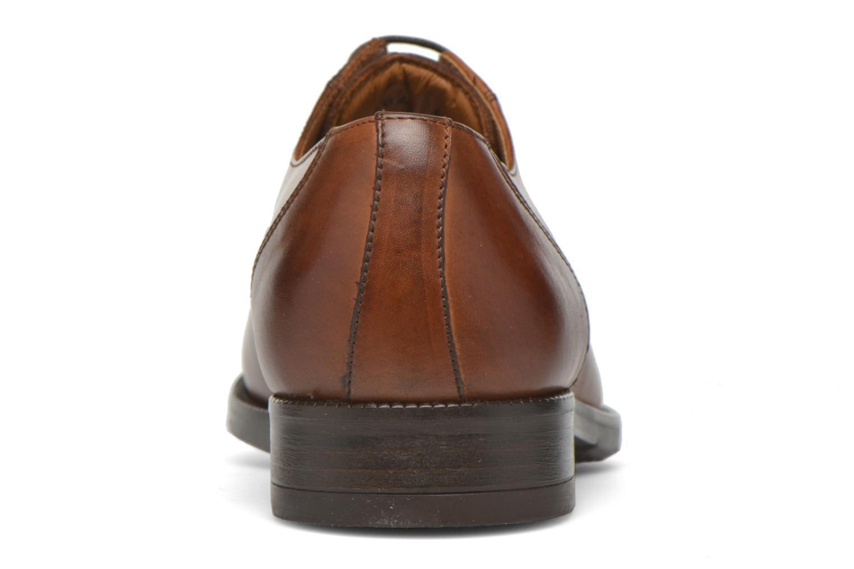 Chaussures à lacets Marvin&Co Newcastle Marron vue droite