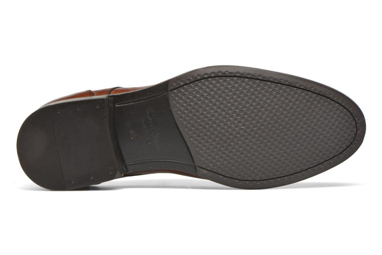 Chaussures à lacets Marvin&Co Newcastle Marron vue haut