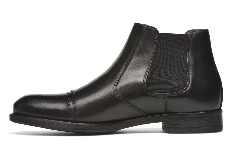 Bottines et boots Marvin&Co Nuneaton Noir vue face