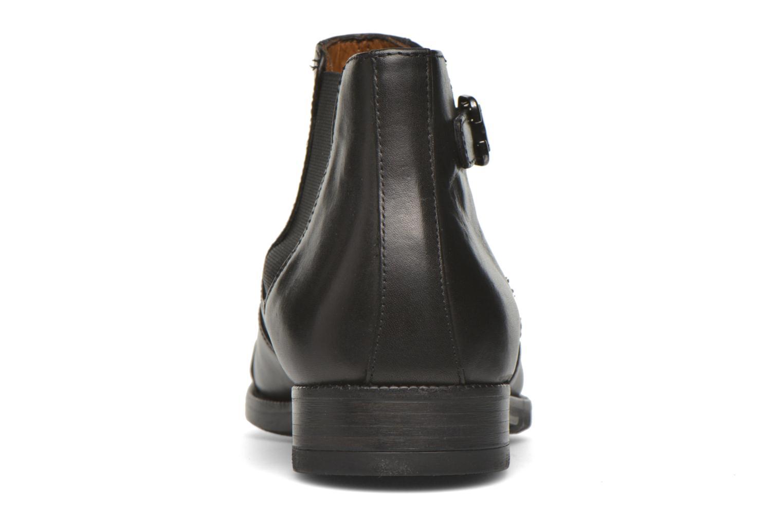 Bottines et boots Marvin&Co Nuneaton Noir vue droite