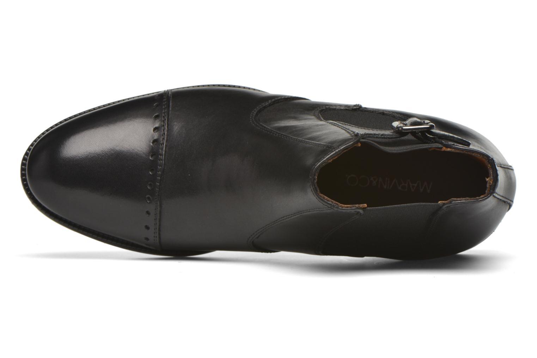 Bottines et boots Marvin&Co Nuneaton Noir vue gauche