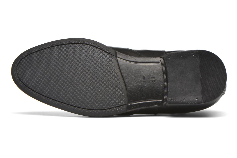 Bottines et boots Marvin&Co Nuneaton Noir vue haut