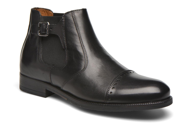 Bottines et boots Marvin&Co Nuneaton Noir vue détail/paire